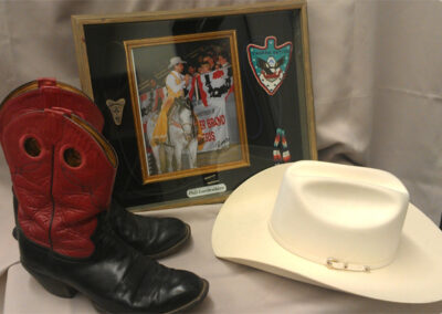 ERHOF-Hat, Boots and Photo – Phil Gardenhire.