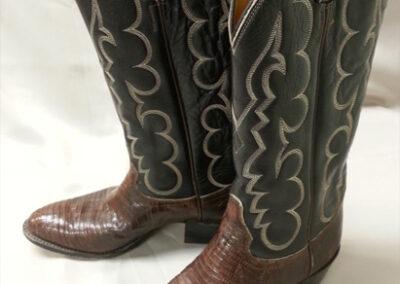 Boots – Buff Brady Jr.