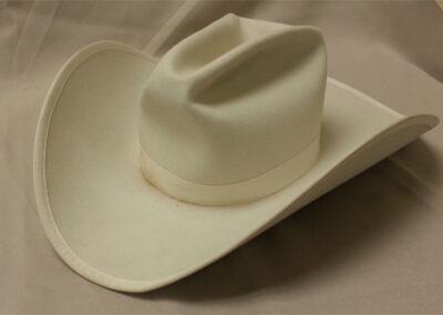 ERHOF-Cowboy Hat – 1964 Rodeo Queen, Sandy Kern Bryan.