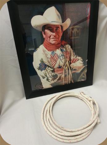 Photo and Rope – Monty Montana