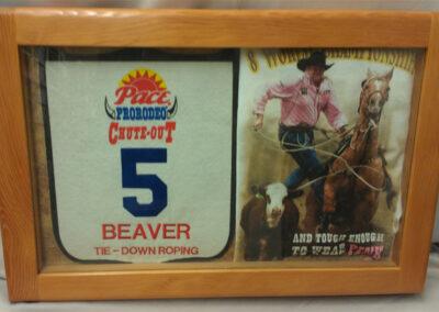 ERHOF-Rodeo Number and Photo – Joe Beaver