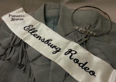 Rodeo Outfit – 1988 Princess Teresa Clarke.