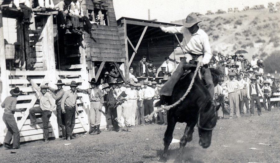 Ellensburg-Rodeo-Bucking-Bronco1