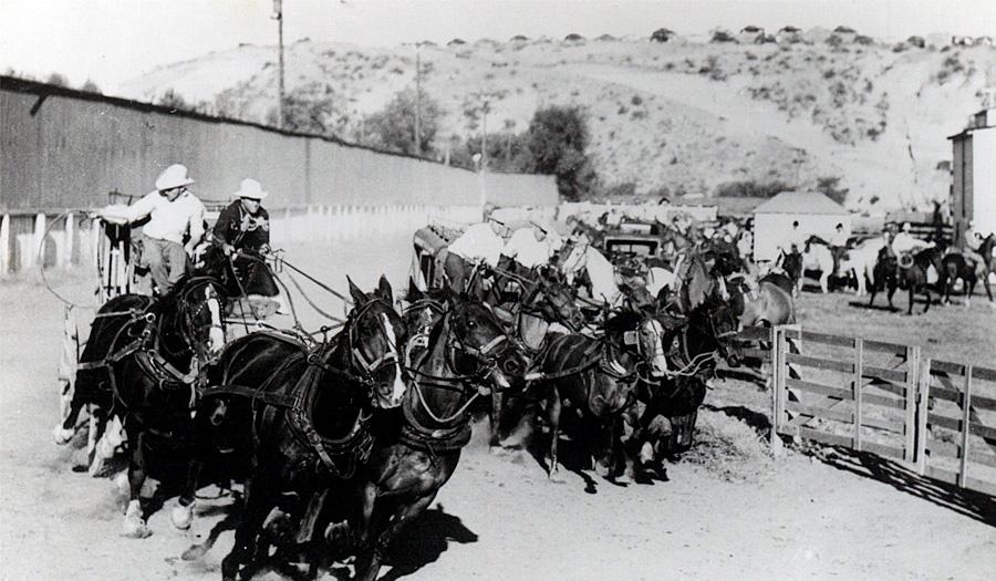 Wagon-Racing
